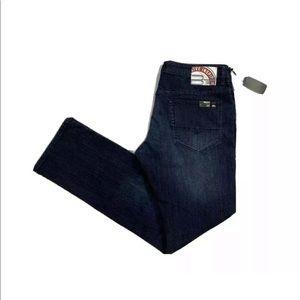 Buffalo Max-X Basic Skinny Fit Stretch Blue Jeans
